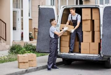 Stationner pendant un déménagement ?
