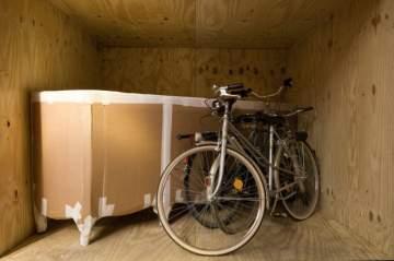Solution de stockage pour un déménagement
